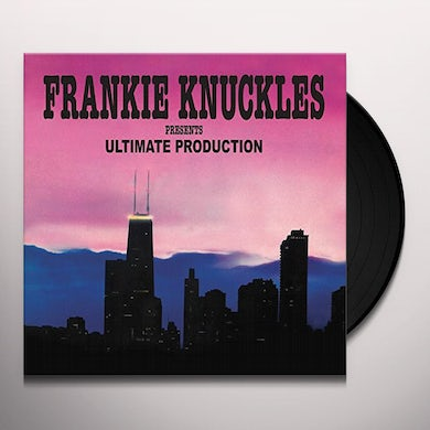 Frankie Knuckles PRESENTS ULTIMATE PRODUCTION Vinyl Record