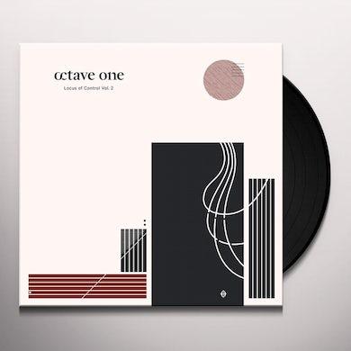 Octave One LOCUST OF CONTROL VOL. 2 Vinyl Record