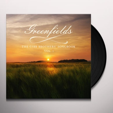 Greenfields: The Gibb Brothers' Songbook (Vol. 1) (2 LP) Vinyl Record