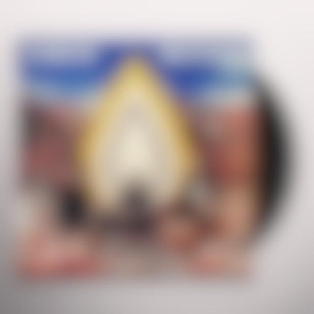 Family Rain UNDER THE VOLCANO Vinyl Record