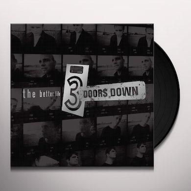 3 Doors Down BETTER LIFE Vinyl Record