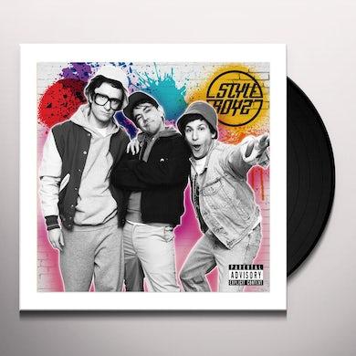 POPSTAR: NEVER STOP NEVER STOPPING / Original Soundtrack Vinyl Record