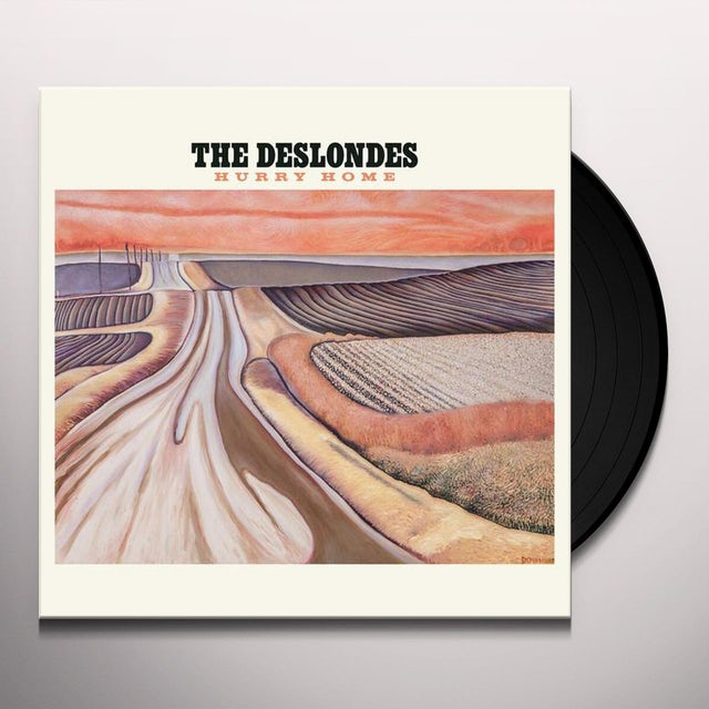 DESLONDES HURRY HOME Vinyl Record