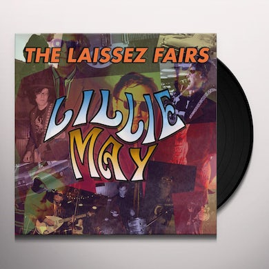 Laissez Fairs / Cromm Fallon LILLIE MAY / SCARS FROM YOU Vinyl Record