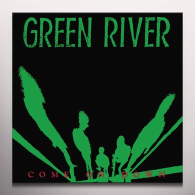 Green River COME ON DOWN - Colored Vinyl Record