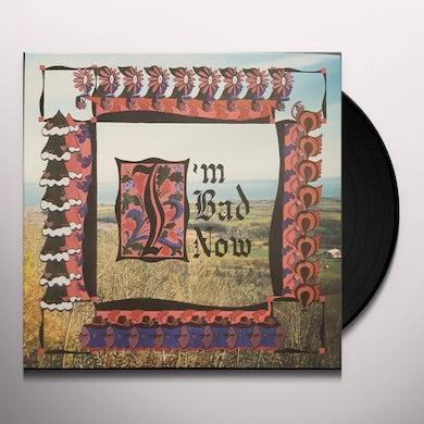 NAP EYES I'M BAD NOW Vinyl Record