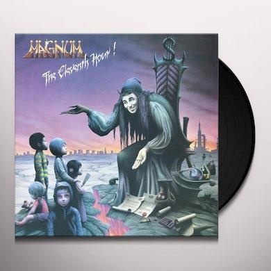 Magnum THE ELEVENTH HOUR Vinyl Record