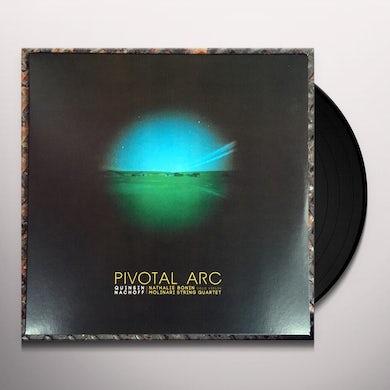 Quinsin Nachoff  Pivotal Arc Vinyl Record