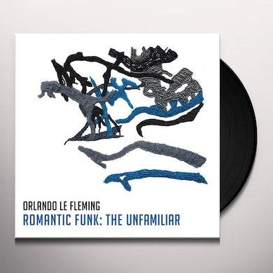 Romantic Funk: The Unfamiliar Vinyl Record