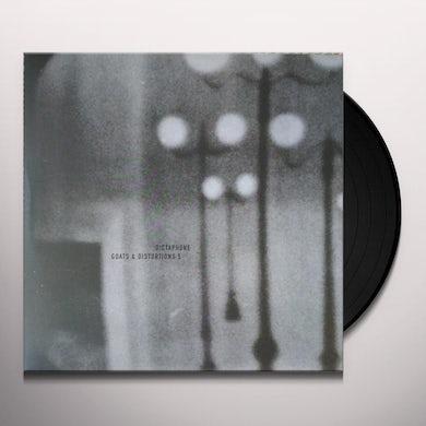 Dictaphone GOATS & DISTORTIONS 5 Vinyl Record