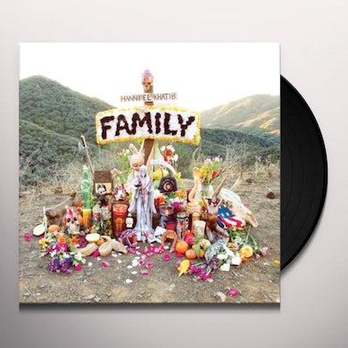 Hanni El Khatib FAMILY / PENNY Vinyl Record