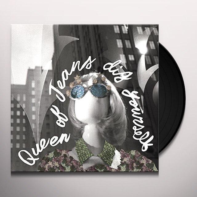 Queen Of Jeans DIG YOURSELF Vinyl Record
