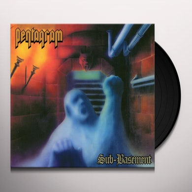 Pentagram SUB-BASEMENT Vinyl Record