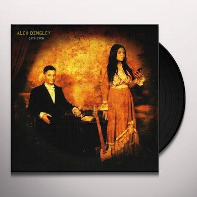 Alex Dingley CATS EYES Vinyl Record
