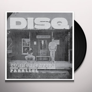 Disq COMMUNICATION / PARALLEL Vinyl Record