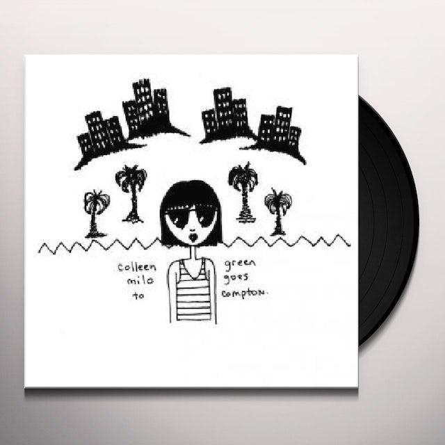 Colleen Green MILO GOES TO COMPTON Vinyl Record
