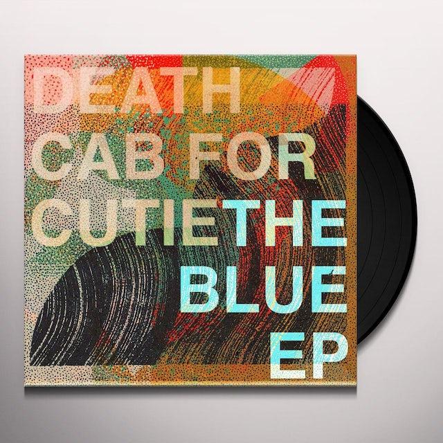 Death Cab For Cutie BLUE Vinyl Record