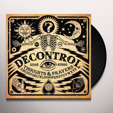 Decontrol THOUGHTS & PRAYERS Vinyl Record