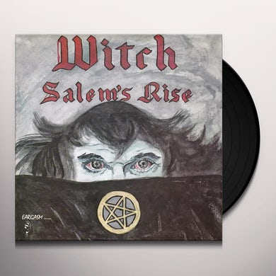 Witch SALEM'S RISE Vinyl Record