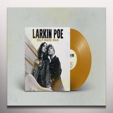 Larkin Poe SELF MADE MAN Vinyl Record