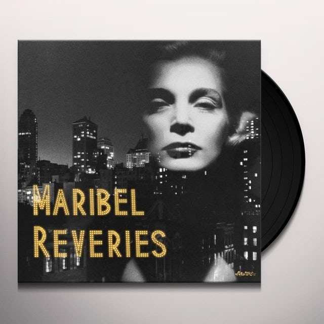 Maribel REVERIES Vinyl Record