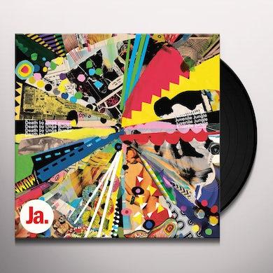 Death By Unga Bunga JUVENILE JUNGLE Vinyl Record