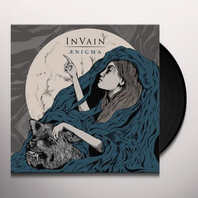 In Vain AENIGMA Vinyl Record