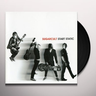 Sugarcult START STATIC Vinyl Record
