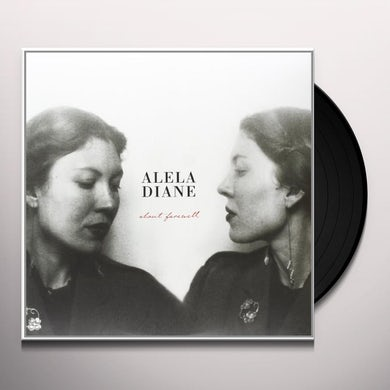 Alela Diane ABOUT FAREWELL Vinyl Record