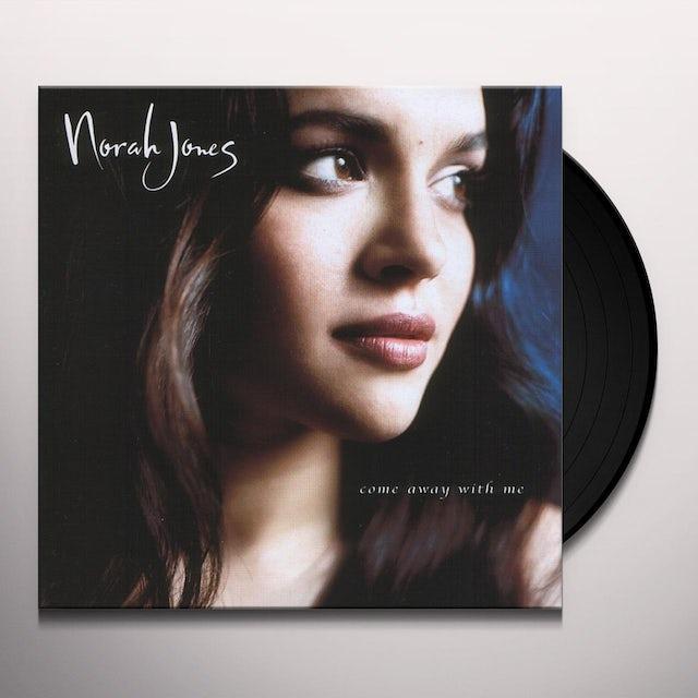 Norah Jones COME AWAY WITH ME Vinyl Record