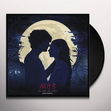 M83 YOU & THE NIGHT / Original Soundtrack Vinyl Record