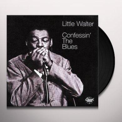 Little Walter CONFESSIN THE BLUES Vinyl Record