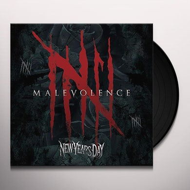 New Years Day MALEVOLENCE Vinyl Record