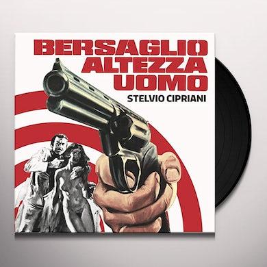 Stelvio Cipriani / Goblin BERSAGLIO ALTEZZA UOMO / Original Soundtrack Vinyl Record