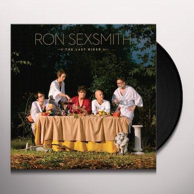 Ron Sexsmith THE LAST RIDER Vinyl Record