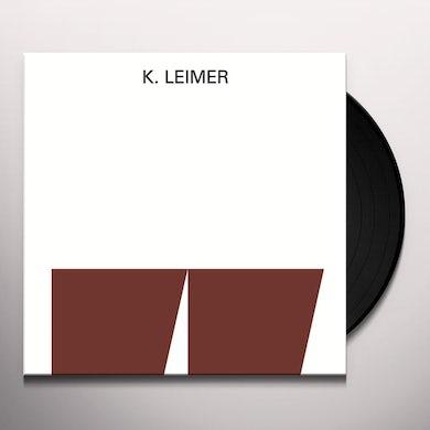 K. Leimer RECORDINGS 1977-1980 Vinyl Record