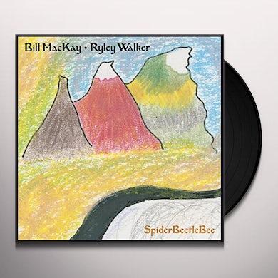 Bill Mackay / Ryley Walker SPIDERBEETLEBEE Vinyl Record