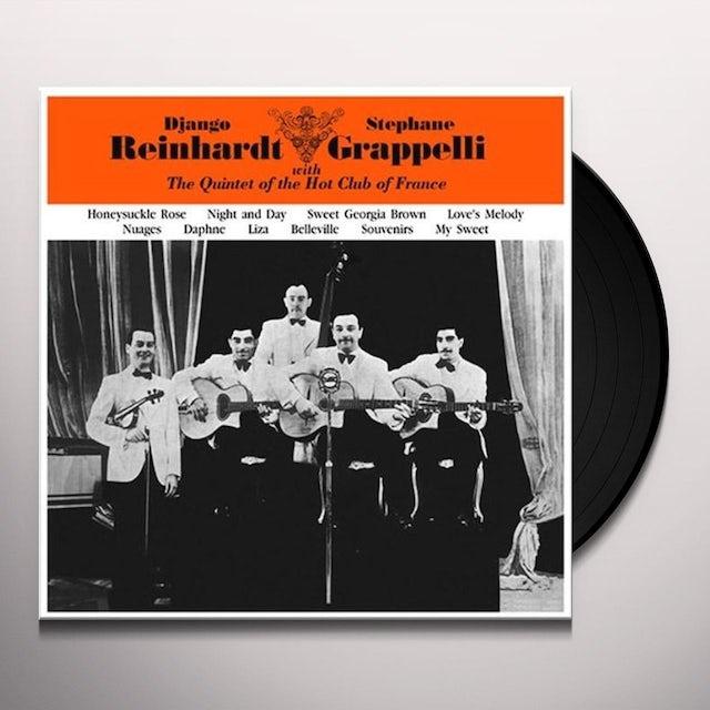 Django Reinhardt And Stephane Grappelli (Vocals Beryl Davis)