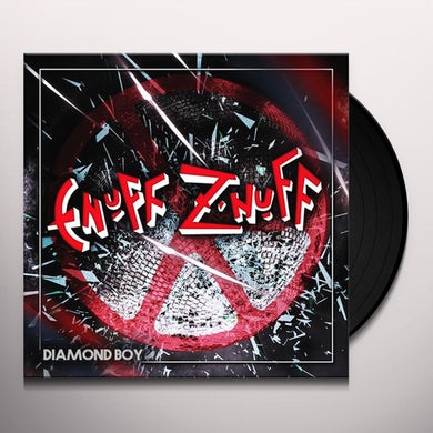 Enuff Z'nuff DIAMOND BOY Vinyl Record