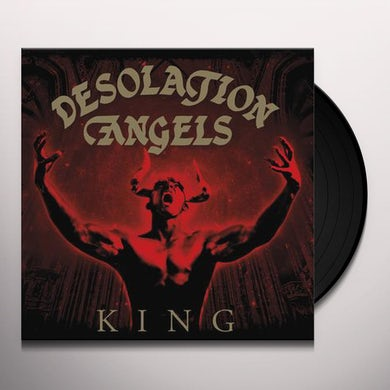KING Vinyl Record