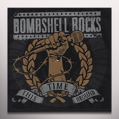 Bombshell Rocks THIS TIME AROUND Vinyl Record