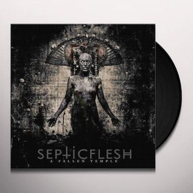 Septicflesh A FALLEN TEMPLE Vinyl Record