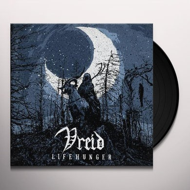 Vreid LIFEHUNGER Vinyl Record
