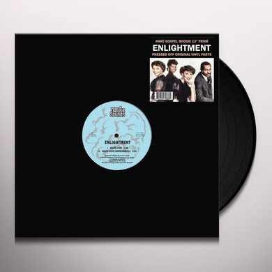AGAPE LOVE Vinyl Record