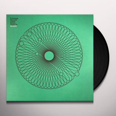 Colour Series: Green 04 / Various Vinyl Record