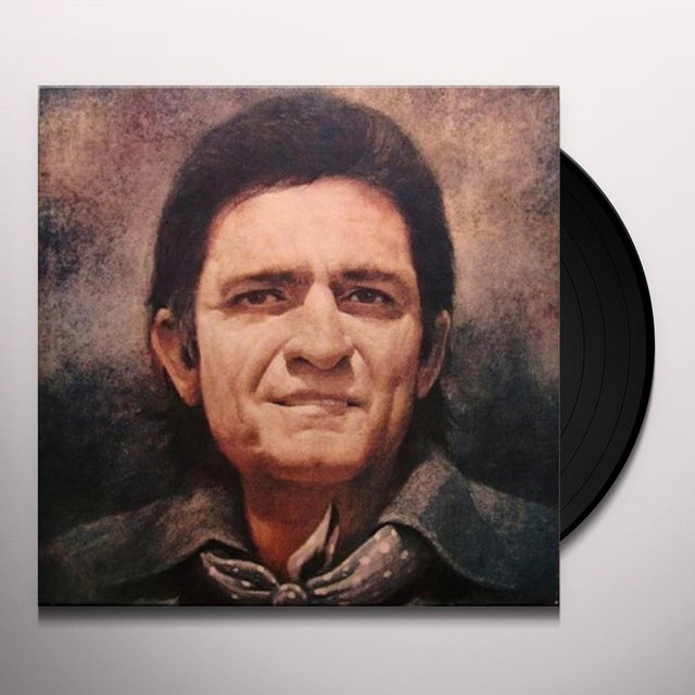 Johnny Cash GREATEST HITS II Vinyl Record
