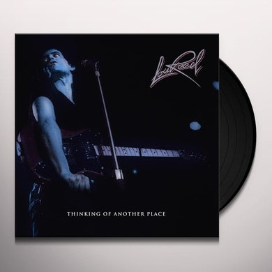 Lou Reed THINKING OF ANOTHER PLACE Vinyl Record