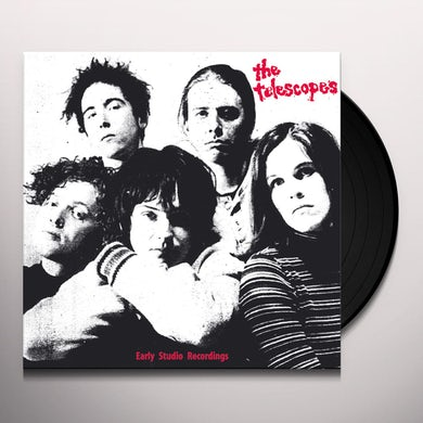 Telescopes EARLY STUDIO RECORDINGS Vinyl Record