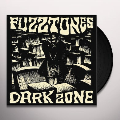 The Fuzztones DARK ZONE Vinyl Record