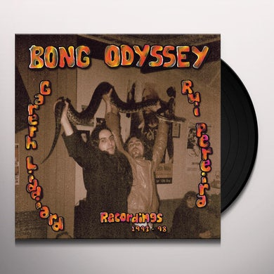 Bong Odyssey GARETH LIDDIARD & RUI PEREIRA Vinyl Record